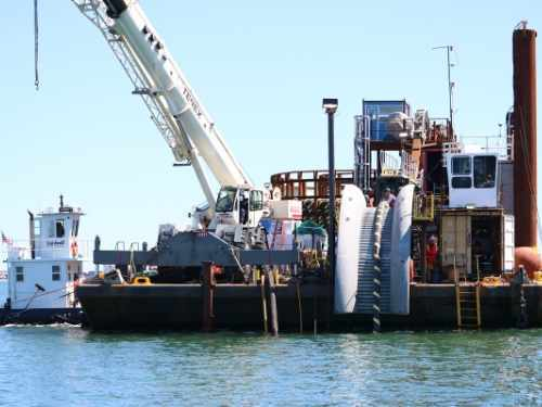 Boston Harbor Cable Replacement Project