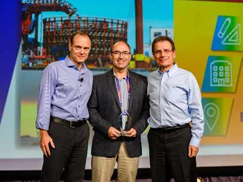 Viewpoint Construction Award Winners