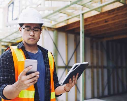 Mobile for Construction Payroll