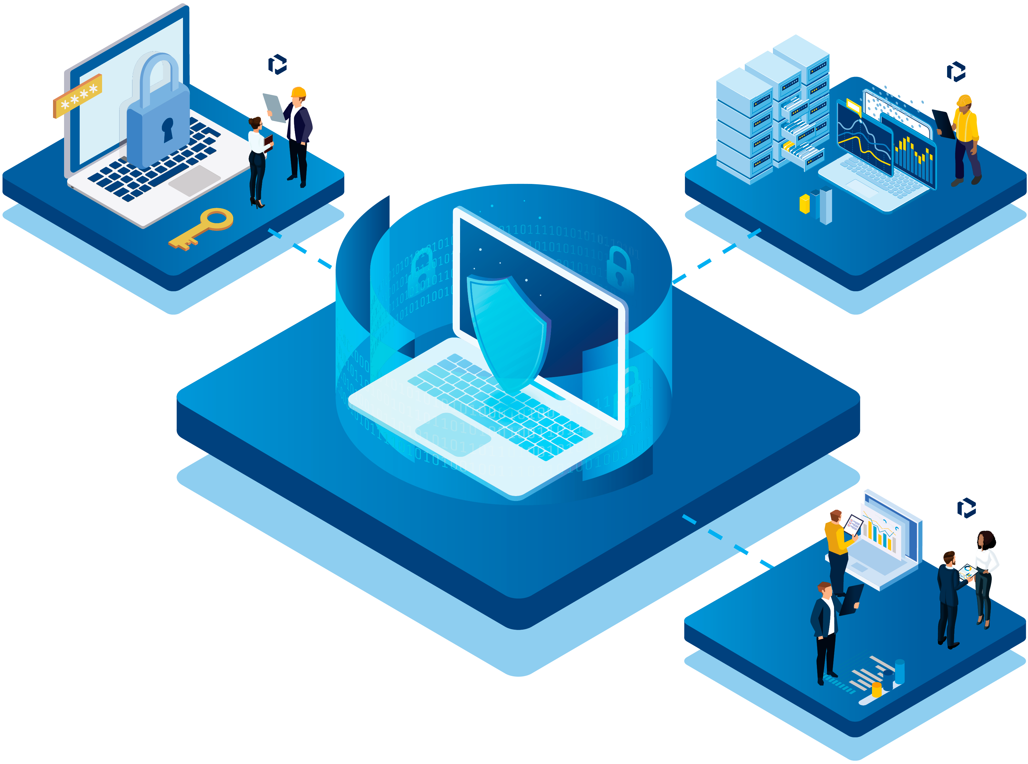 Trimble Connect Security Digital